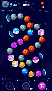 Planet-O-Tron game screenshot